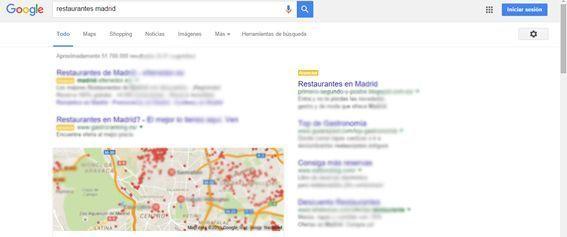 Google anuncios a
