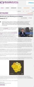 Learn Marketing Navarra Capital